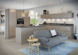 Kitchen Diner Extension Ideas Integra Alpine Grey Kitchen Pinterest Minimal Kitchen
