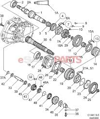 esaabparts com saab 9 5 9600 u003e transmission parts