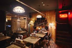 Bbq Restaurant Interior Design Ideas The Most Authentic Barbecue Restaurant Outside America
