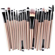 aliexpress com buy 20pcs eyes face makeup brushes set 22colors