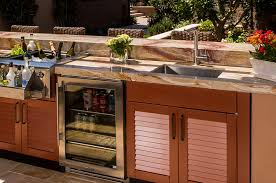 Brown Kitchen Sink Outdoor Kitchen Sink Cabinet Brown Outdoor Kitchens