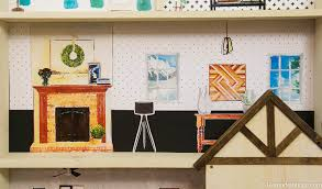 diy dollhouse tutorial free printable dollhouse furniture