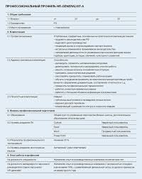 Professional Profile Resume Template Profile Resume Flash Resume Seattle