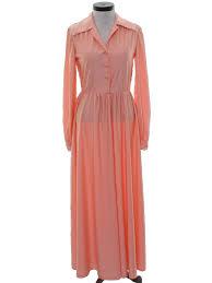 vintage dress 70 s slinky vintage home sewn 70 s dress 70s home sewn womens slinky