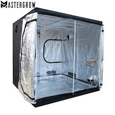 chambre hydroponique mastergrow 240x240x200 cm intérieur hydroponique élèvent la tente