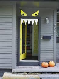 idée déco halloween pour extérieur et intérieur chic drôle ou