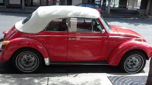 red volkswagen convertible karmann u2013 letters to the world