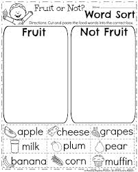 first grade worksheets for spring first grade sorting and