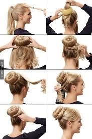 Hochsteckfrisurenen Lange Haare Dutt by Die Besten 25 Brautfrisuren Mittellang Ideen Auf