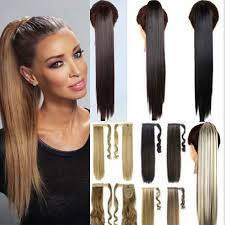 gg hair extensions pony hair extensions ebay