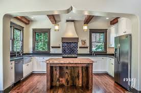 kitchen island made from reclaimed wood reclaimed wood