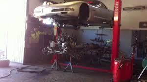 replace engine corvette z06 hd youtube