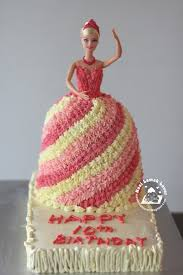 nasi lemak lover barbie doll cake 芭比娃娃蛋糕
