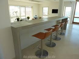 comptoir ciment cuisine cuisine en beton cuisine en beton with cuisine en beton awesome