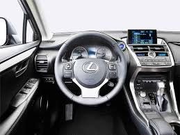 lexus nx quiet current ev