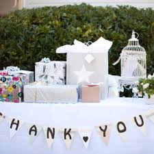 Wedding Thank You Gift Ideas 50th Birthday Gift Idea