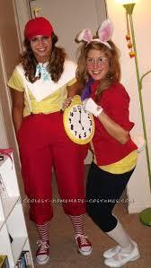 Halloween Costumes Alice Wonderland 40 White Rabbit Images White Rabbit