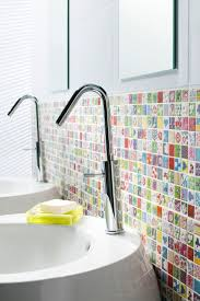Mosaique Bleu Salle De Bain by 25 Best Salle De Bain Coloree Ideas On Pinterest Salles De