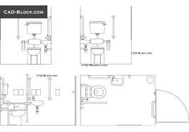 stairs plan elevation free cad blocks