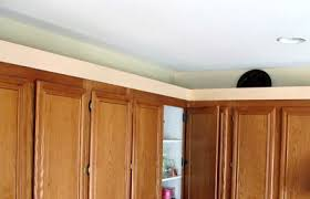 Staggered Cabinets Adding Height To Your Kitchen Cabinets