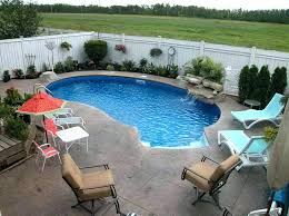 Pool Ideas For Backyards Above Ground Pool Ideas For Small Backyard Amazing Small Pools For