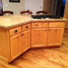 White Knotty Alder Cabinets Light Knotty Alder Cabinets Need An Update White Or Dark Stain