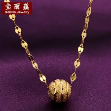 gold plated necklace pendants images China gold plated jewelry china gold plated jewelry shopping jpg