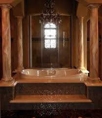 Luxurious Bathroom Decoration Designs With Luxurious Design Master His And Hers