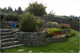 steep sloped backyard ideas backyard fence ideas