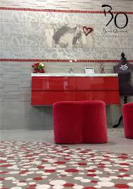 Salle De Bain Avec Mosaique by