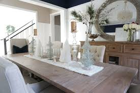 simple modern and kids friendly christmas table my house of four