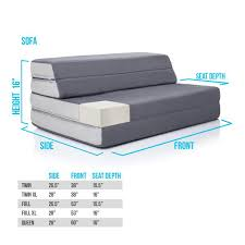 Folding Bed With Mattress 4