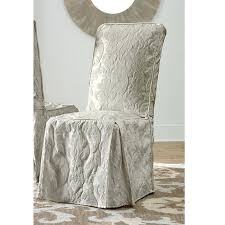 chair cover slip knowing how to make dining chair slipcover