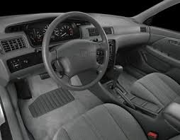 2001 Toyota Avalon Interior See 2001 Toyota Camry Color Options Carsdirect