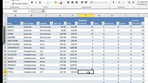 Inventory Management Excel Template Free Sales Plan Templates Smartsheet Excel Template Management F