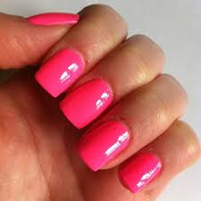 coloured acrylic nail extensions the urban rooms nottingham