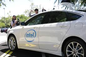 intel u0027s new silicon valley autonomous driving garage is primed for