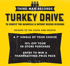 2017 third records turkey drive and thanksgiving prize
