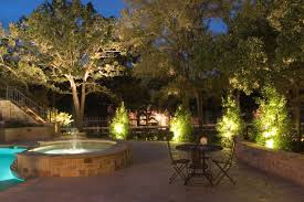 Garden Patio Lights Pool Solar Landscape Lighting Beautiful And Safety Solar