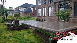 How To Paver Patio Brick Paver Patio Installation Free Home Decor