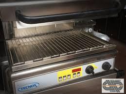 salamandre cuisine occasion salamandre electrique chaleur radiante gn1 1 tecnox sh560p