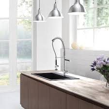 black kitchen lighting ideas impressive granite kitchen sinks for affordable home