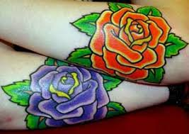 looking for unique flower tattoos tattoos color roses