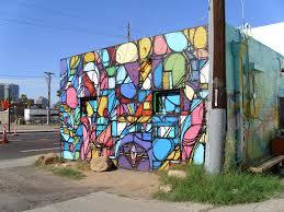 urban street art colorful origami mural back wall of mon flickr urban street art colorful origami mural back wall of monorchid 1940s building