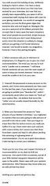 Thank You Letter Boss For The Opportunity this resignation letter is so brilliant her boss had to quit