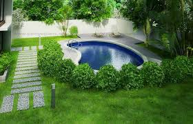 House Plans With Swimming Pools Modern House Design 2012002 Pinoy Eplans