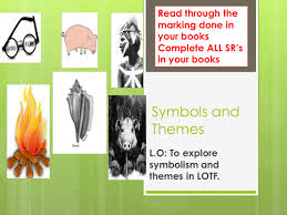 lord of the flies themes and messages themes and symbols in lord of the flies by webblhoward teaching