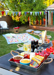 Backyard Campout Ideas How To Have An Awesome Backyard Campout Popsicle Blog