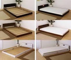 Japanese Low Bed Frame Kagu Mori Rakuten Global Market Okawa Furniture Mail Order