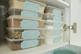 Best Storage Containers For Pantry - determine the best container for better food packaging